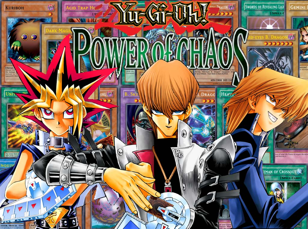 Todos Los Yu-Gi-Oh! Power Of Chaos [Mega][Latino] - Identi